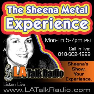 Sheena Metal Experience - iTunes Logo